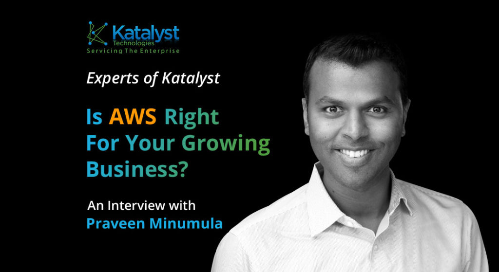 Is AWS Right For Your Growing Business?