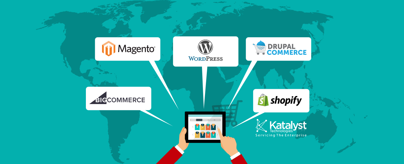commerce website development